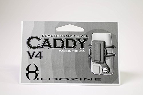 Hildizone Transciever Caddy V4 for Pocketwizard Plus IV - Attaches to Lightstand