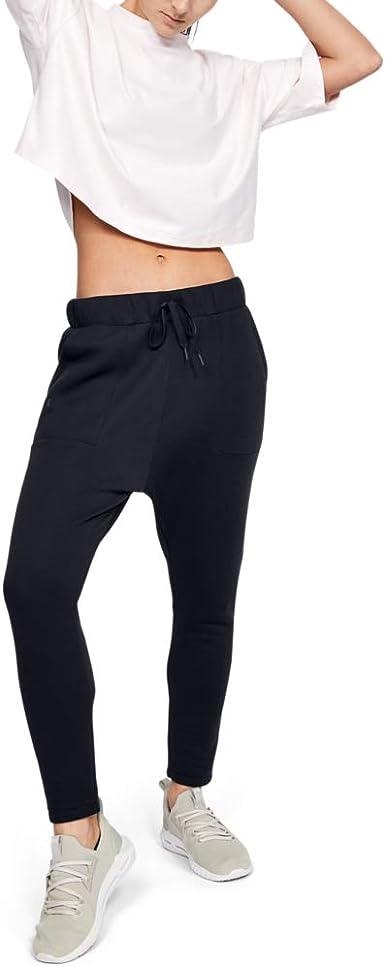 subasta matiz cuello  Amazon.com: Under Armour Women's Unstoppable Move Light Open Hem Pant:  Clothing