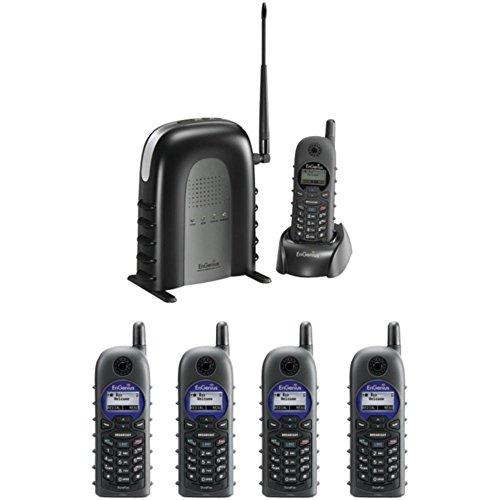EnGenius 900MHz Long-Range Cordless Phone & Radio System DURAFON1XPIDW Electronics Accessories