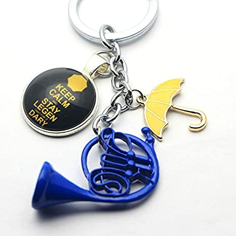 Amazon.com: FidgetKute HIMYM TV How I Met Your Mother Yellow ...