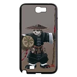 Chen Stormstout Samsung Galaxy N2 7100 Cell Phone Case Black TPU Phone Case SV_177528