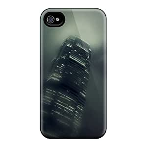 Premium Iphone 6 Cases - Protective Skin - High Quality For Skyscrapers At Night 2