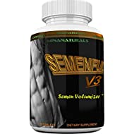 SEMENFUL-V3 Semen Volumizer. Climax Enhancer for Male and Female. Cum Volume Enhancement. Helps Increase Sperm Volume to Achieve Extreme Arousals. 30 Tablets