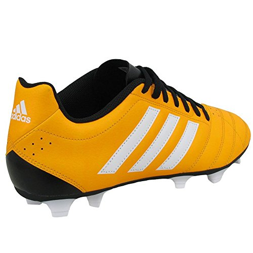 adidas Goletto V FG - AF4981 White-black-yellow discount professional outlet pick a best original cheap price low shipping fee cheap hot sale sCpwch