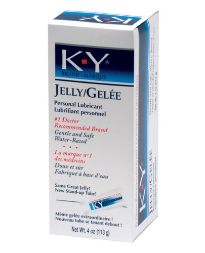 K Y Jelly Lubricant product image