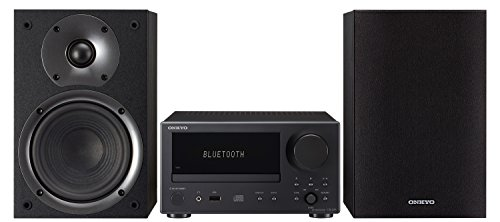 - Onkyo CD Receiver System Black (CS-375)