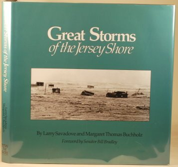 Great Storms of the Jersey - Atlantic City Jersey New In Mall