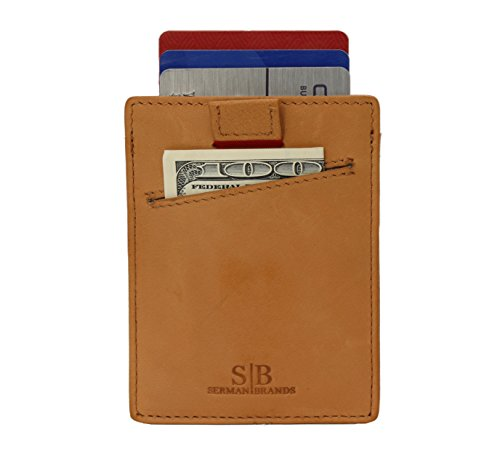 SERMAN BRANDS Sleeve Wallet Protection