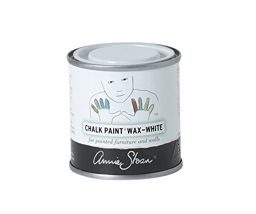 Price comparison product image CHALK PAINT (R) Wax - White (120mL) - Annie Sloan - Colored Wax - Finish - Limed Effect