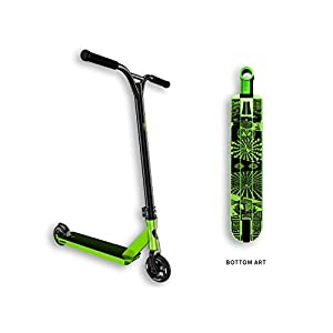 Lucky PROSPECT Complete Pro Stunt Scooter, Halo Green