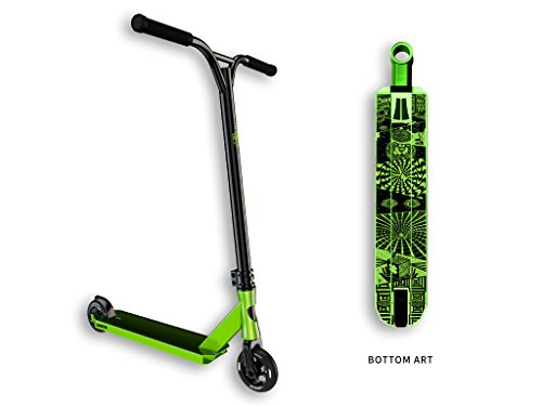 Lucky PROSPECT Complete Pro Stunt Scooter, 2017 Halo Green