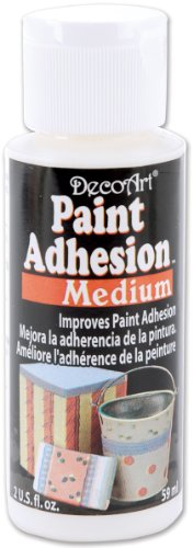 DecoArt Americana Paint Adhesion Mediums Paint, 2-Ounce