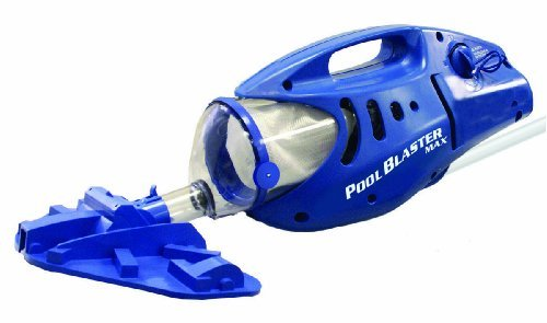 Water Tech Pool Blaster Max Color: Blue Outdoor/Garden/Yard Maintenance (Patio & Lawn upkeep)