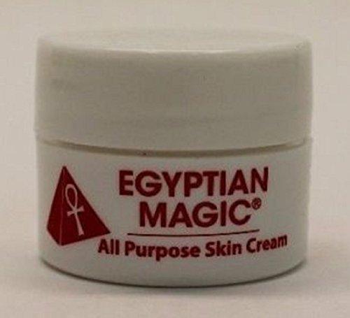 (Egyptian Magic Maping Shop All Purpose Skin Cream Trial Travel Size 0.25 fl oz 7.5 ml)