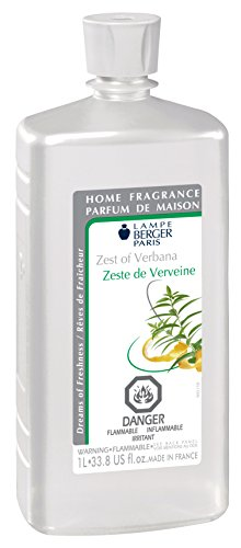 Review Lampe Berger Fragrance, 33.8