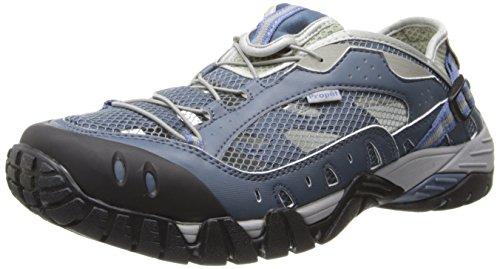 Propet Men's Endurance Fashion Sneaker,Denim,9.5 D US