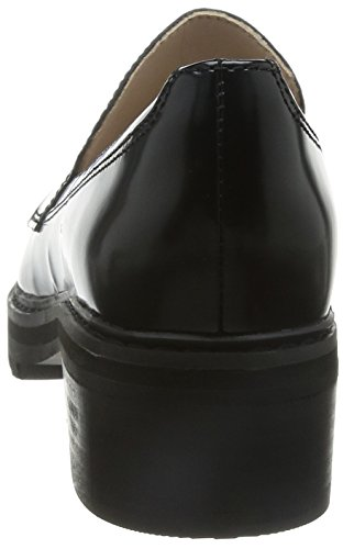 Clarks Anniston Vale leather black combi Größe: 37.5/UK4.5 Farbe: black comb
