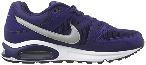Wolf NIKE Command Herren white Max Air Sneaker Blue Blau 402 Loyal blk Grey zFzqrT