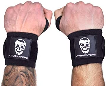 Gymreapers Wrist Wraps Weightlifting Powerlifting product image