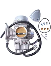 YFM660 Carburetor Carb Compatible with Yamaha Grizzly 660 YFM660 ATV Carb 2002-2008 Replacement