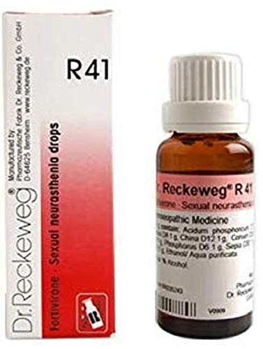 Dr. Reckeweg Germany R41-22 ML (Pack of 2) by USAMALL
