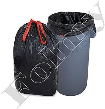 35 Liter Müllsack Müllbeutel Müllsäcke Zugband 550 x 600 mm 6 Rollen a15 Typ 772