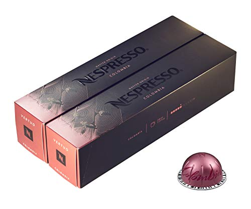Top 10 best nespresso capsules rosabaya 50 count for 2020