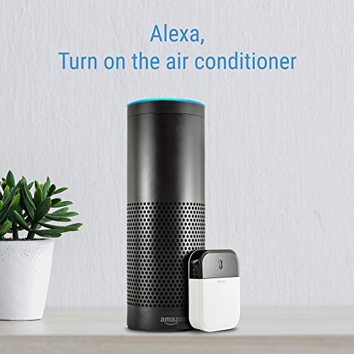 Sensibo Sky Smart Air Conditioner Controller | WiFi Thermometer Monitoring Provides Smart AC Control | Compatible with Amazon Alexa, Google Home, iOS and Android | Control Temperature From Anywhere by Sensibo (Image #4)