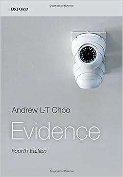 Book Evidence