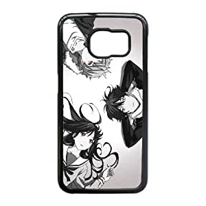 Noragami Aragoto 6 plastic funda Samsung Galaxy S6 Edge cell phone case funda black cell phone case funda cover ALILIZHIA15411
