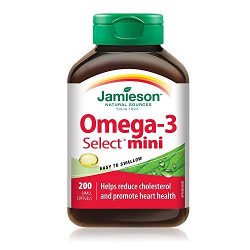 omega 3 jamieson - 6