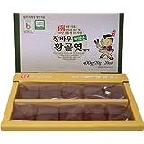 [Jangbawoo Chiaksan Hwanggol Yeot] Hwanggol Yeot 400g/14oz, Korean traditional taffy / A taste of 100 years ago as it is…