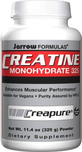Jarrow Formulas Creatine Monohydrate, 325 Grams