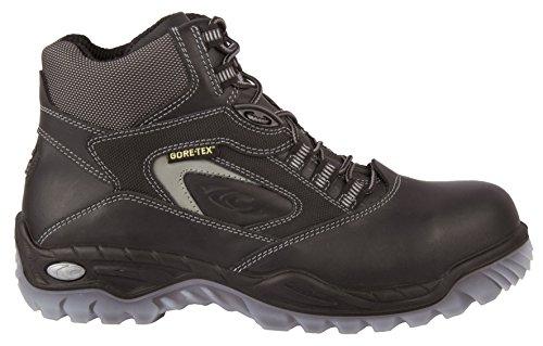 Cofra 75510-000.W43 Valzer S3 Wr SRC Chaussures de sécurité Taille 43 Noir