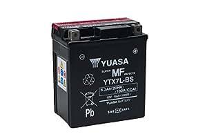 Las baterías Yuasa YTX7L-BS
