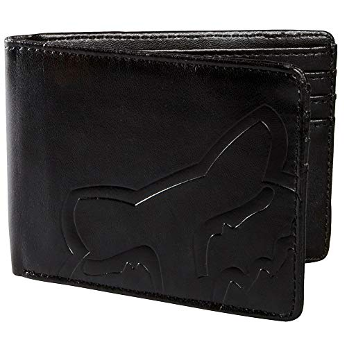 Fox Men's CORE Polyurethane Wallet, black, NS