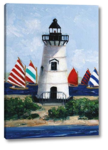 Brandt Point Lighthouse by Sally Swatland - 20