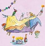 Birthday Card (WDM3745) Celebrations - Quentin Blake