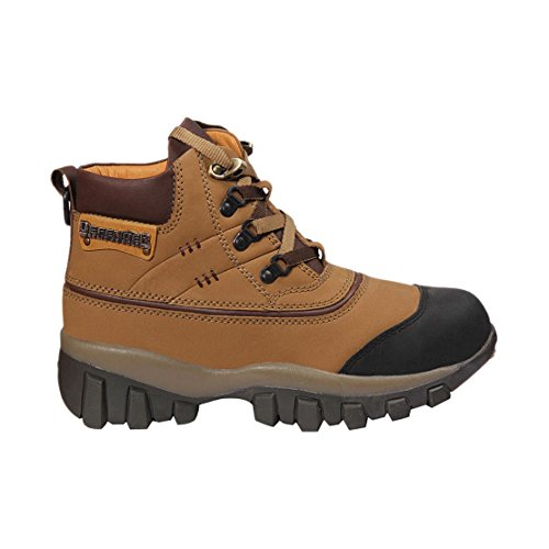 Red Chief RC007 Rust Men Casual Boots