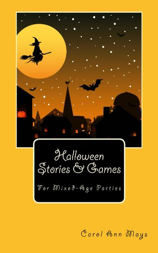 (Halloween Stories & Games for Mixed-Age)