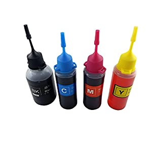 J2INK 4x50ml Refill Kit for HP 902 HP 902XL HP 903 HP 903XL HP 952 HP 952XL HP 953 HP 953XL HP 954 HP 954XL Ink Cartridge