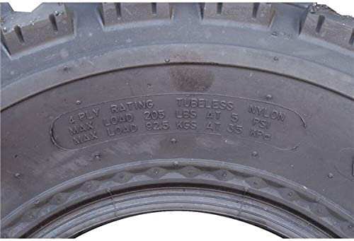 Ocelot GNCC Holeshot Sport ATV Front Tire RAZR Style 4-Ply Tread 21x7-10 P356