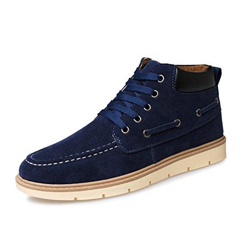 Zapatos de alta costura para otoño/invierno/Zapatos Wild wave/Zapatos de deporte de antideslizante B