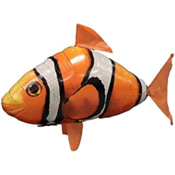 Air Swimmers Remote Control Flying Clownfish