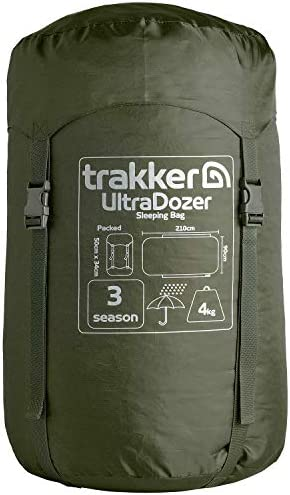Trakker Ultradozer Sleeping Bag Camping Outdoors Fishing
