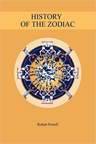 History of the Zodiac by Robert Powell (2006-12-25)