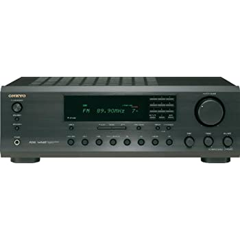 Onkyo tx 8555 stereo receiver discontinued by for Onkyo or yamaha receiver