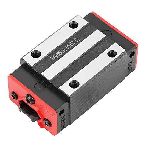 HGH15CA Mini Linear Motion Guide Rail Slider Bearing Steel Sliding Shaft Support Block