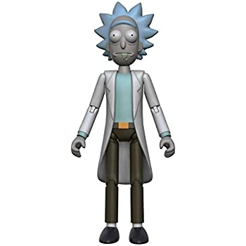 "Funko 5"" Articulated Rick and Morty Rick Action Figure"
