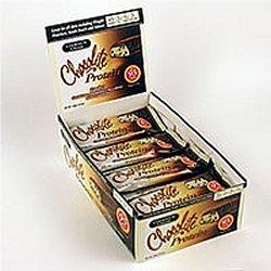 Triple Chocolate Fudge Protein Bars 16 Bars